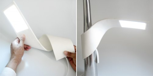 Flexible lamp