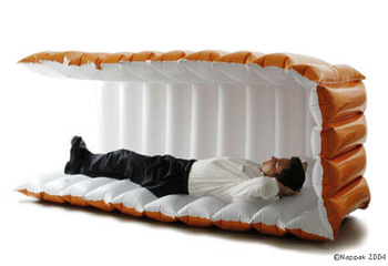Nappak sleeping cube