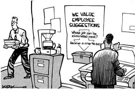 15 Funniest Cartoons And Web Comics About Layoffs Jobmob