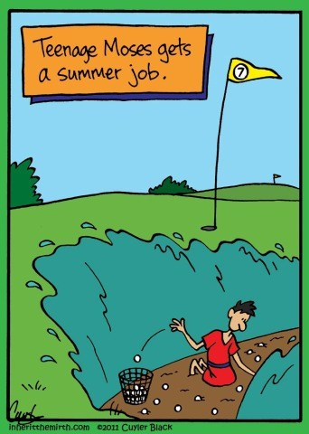 15 Funny Summer Job Cartoons | JobMob