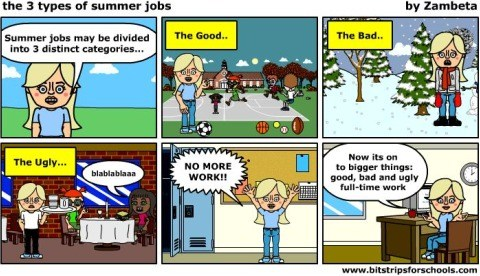 the http://zambetanikas.blogspot.co.il/2010/11/3-types-of-summer-jobs-comic.html3 types of summer jobs