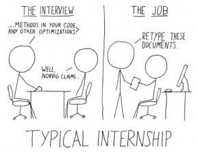 typical internship