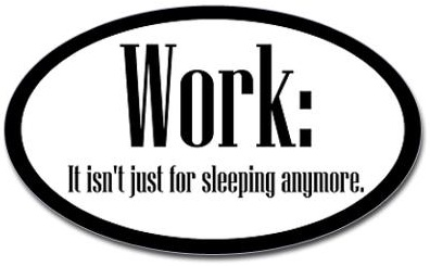 work not just for sleep