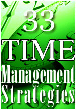 33 Time Management Strategies