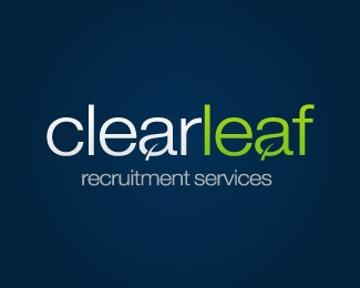 Clearleaf Recruitment Services logo