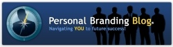 The Personal Branding Blog logo