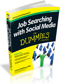 Job Searching with Social Media for Dummies 2nd edition
