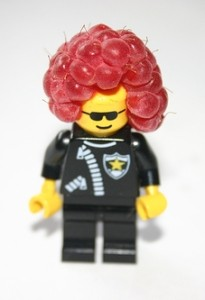 Raspberry Head Lego Official
