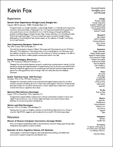 36 beautiful resume ideas that work jobmob