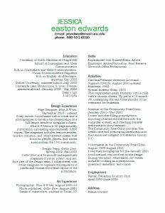 Jessica Edwards resume