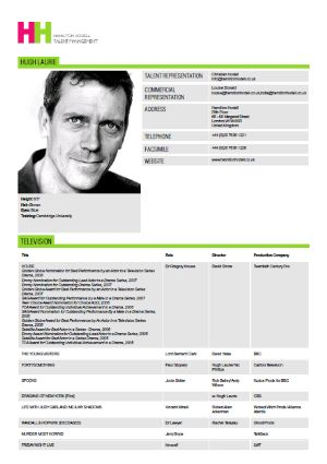acting resume template affordablecarecat
