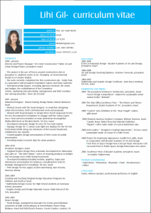 lihi gil english resume