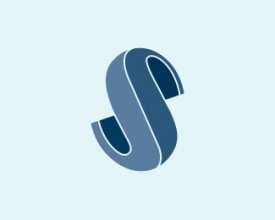 J S concept personal logo