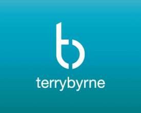 Terry Byrne monogram