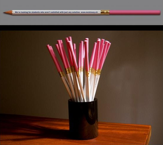 recruiting pencil recruitment marketing