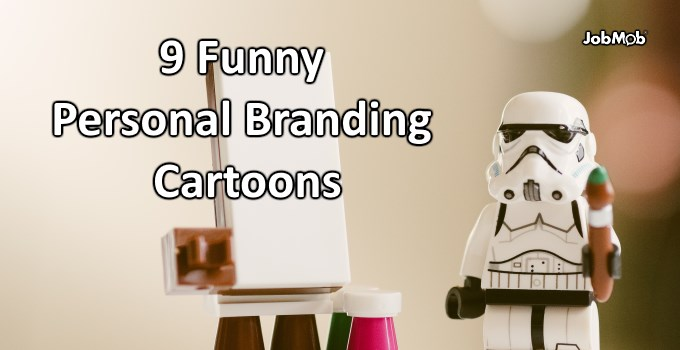 Read more about the article 😆 9 Funny Personal Branding Cartoons