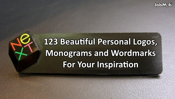 Read more about the article 123 Beautiful Personal Logos, Monograms and Wordmarks For Your Inspiration
