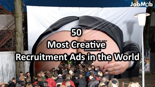 Read more about the article 50 Most Creative Recruitment Ads in the World