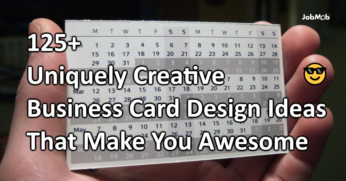 125 creative business card design ideas that make you awesome colourmoves