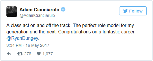 adam-cianciarulo-role-model-tweet
