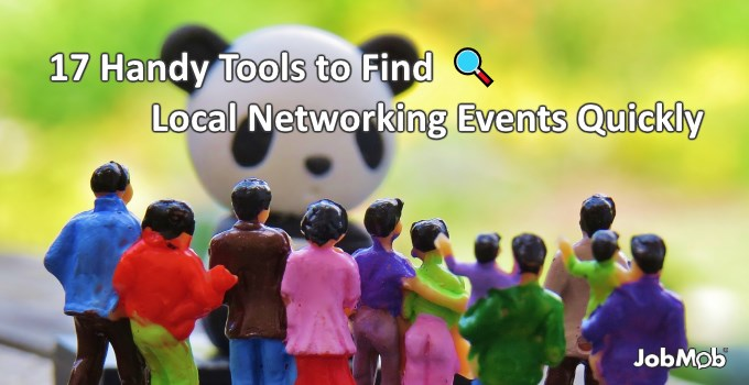 17 handy tools to find local networking events quickly