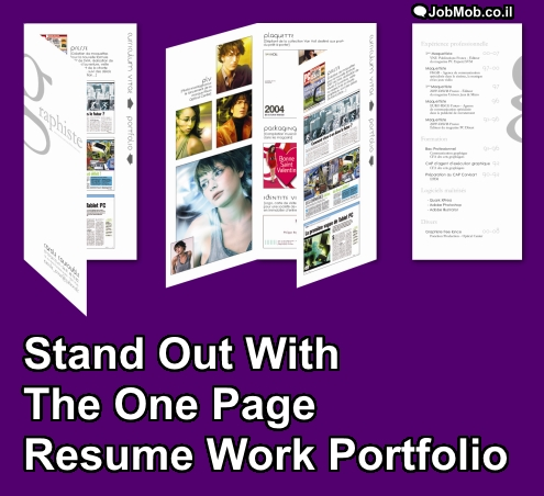 the one page resume portfolio foldup_design_resume_portfolio foldup_design_resume_portfolio