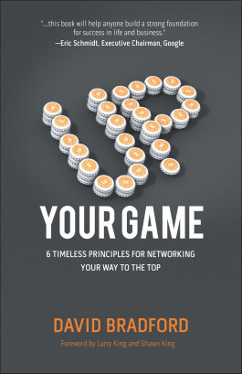 COMMENT #CONTEST: Win a Copy of David Bradford's Up Your Game
