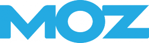 Moz Medium Blue Logo
