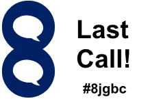 Last Call For #8jgbc Submissions