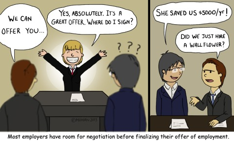 How To Evaluate New Job Offers