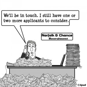 hr applicants cartoon