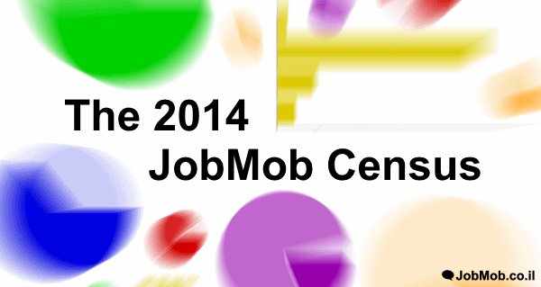 Please Take The 2014 JobMob Census (You'll Be Glad You Did)