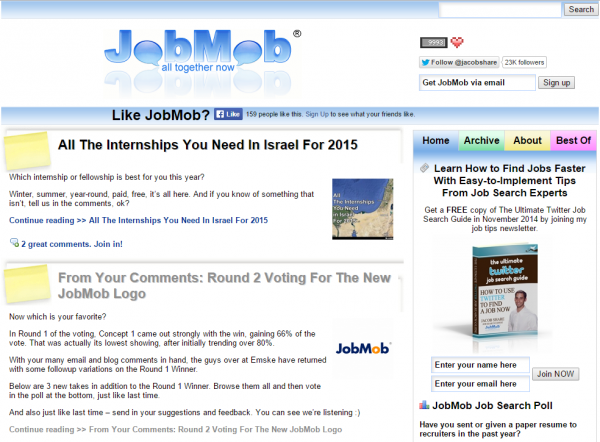 jobmob-home-screenshot