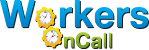 workersoncall freelance marketplace logo