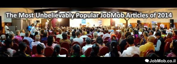 The Most Unbelievably Popular JobMob Articles of 2014