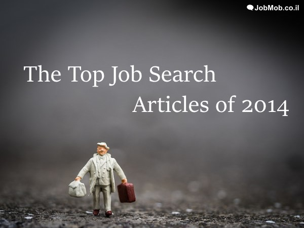 The Top Job Search Articles of 2014