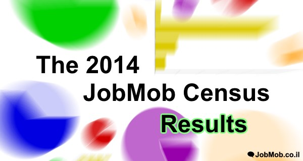 JobMob Census: Mobile Job Search is Hot and Getting Hotter