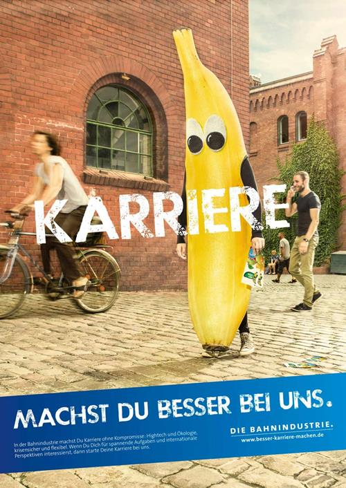 the railway industry association in germany banana recruitment marketing