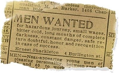 Shackleton talent recruitment marketing