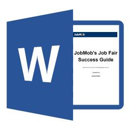 JobMob's Job Fair Success Guide