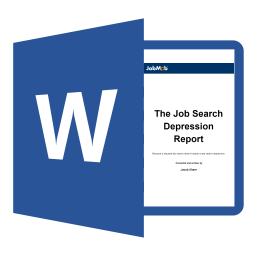 The Job Search Depression Report