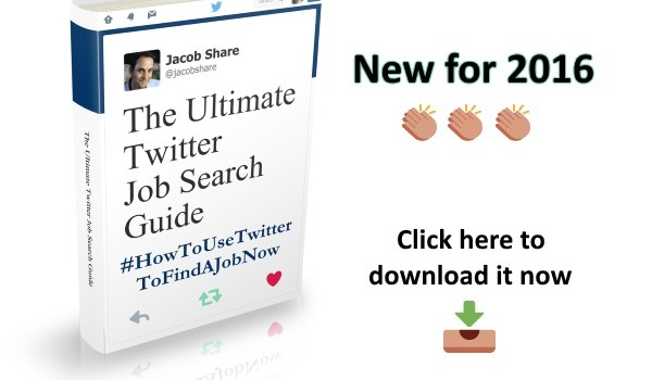 The New Ultimate Twitter Job Search Guide is Now Available