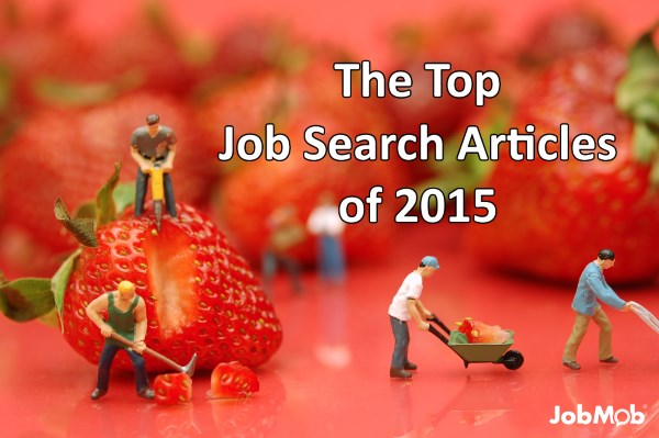 The Top Job Search Articles of 2015