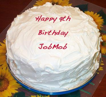 🎂 JobMob Turns 9