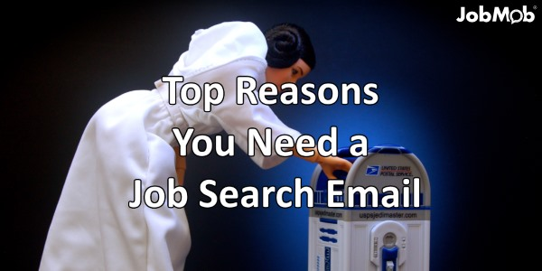 📨 Top Reasons You Need a Job Search Email