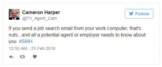 job search email address tweet 4
