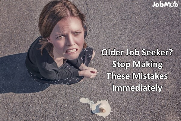 ⛔ Older Job Seeker? Stop Making These Mistakes Immediately