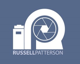 russell patterson photographer logo