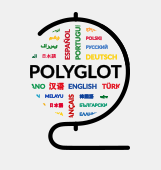 polyglot freelance marketplace logo