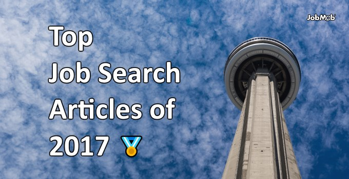 🏅 Top Job Search Articles of 2017